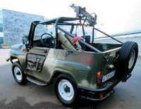 УАЗ-3150 Шалун в военном исполнении