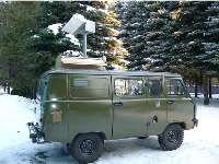 УАЗ-390902 Дозор