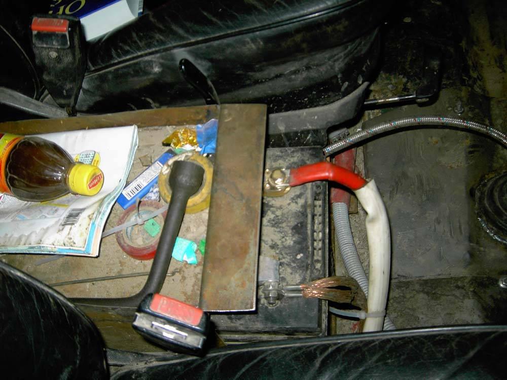 Установка V8 на УАЗ.