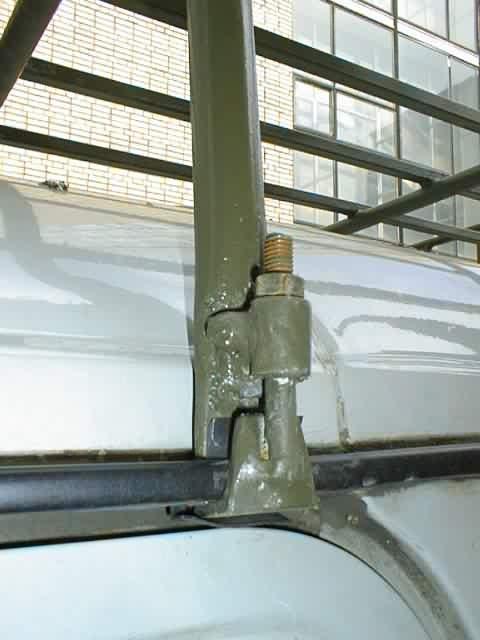 Крепление багажника на крышу своими руками на уаз