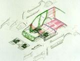 Схема оцинковки