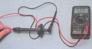 сопротивление наконечника высоковольтного провода